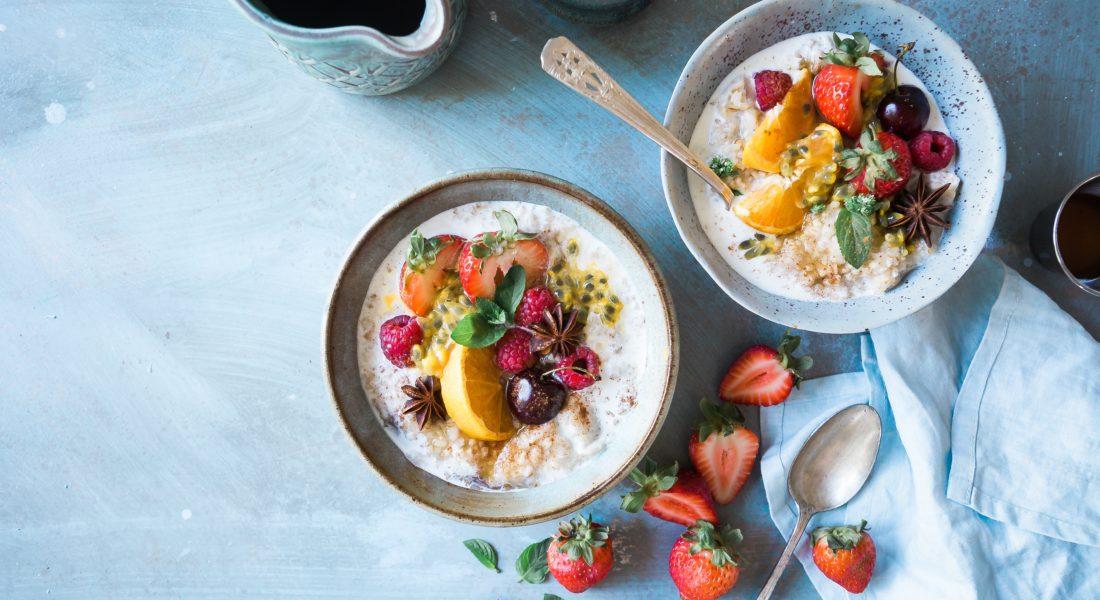 Gluten free breakfast bowl