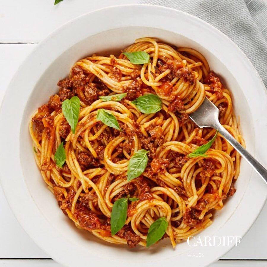 Bella Italia Pasta: gluten free italian restaurant in Cardiff