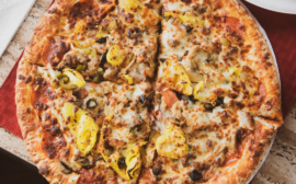 gluten free pizza in phnom penh