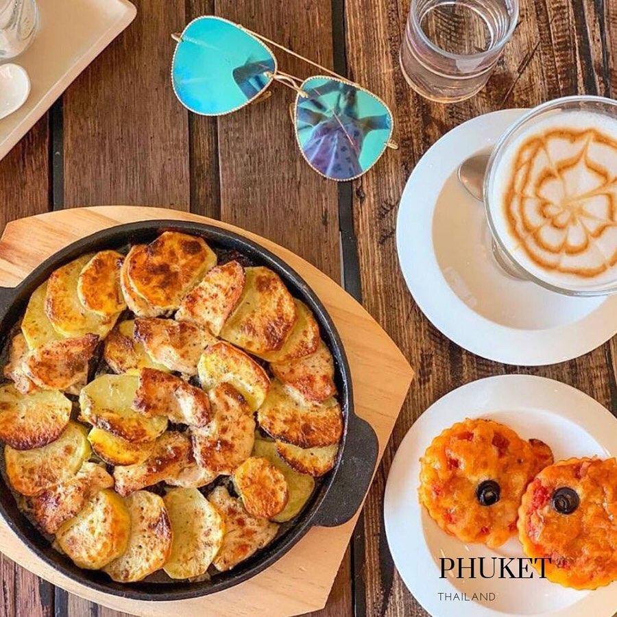gluten free food in Phuket restaurant 1