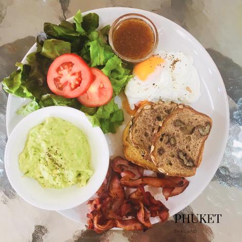 gluten free food in Phuket