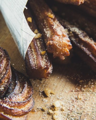 gluten free churros