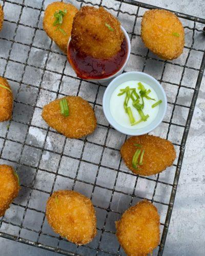 Nuggets sans gluten recette 2