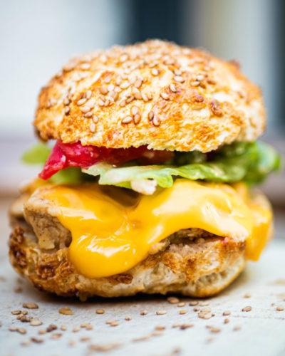 Burger Box Gluten Libre