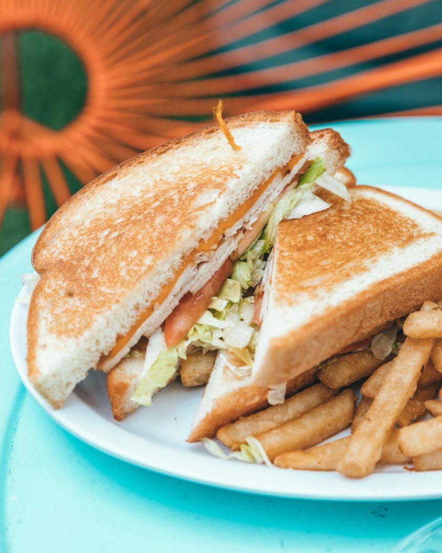 club sandwhich sans gluten 1