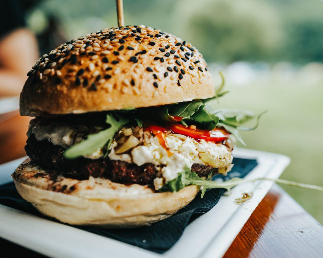 gluten free burger recipe