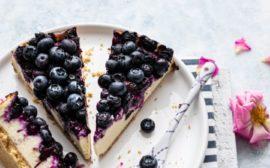 Cheesecake sans gluten